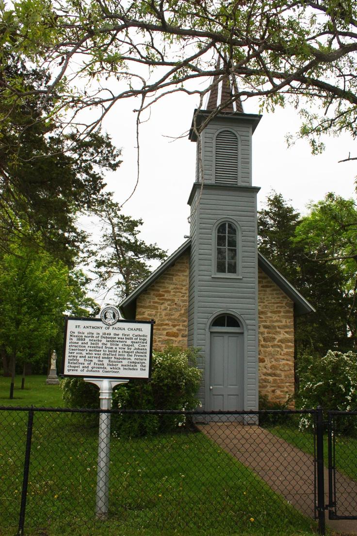 Smallest Church In The World, Festina, Iowa