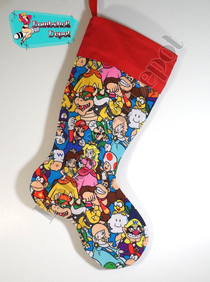 162 best Handmade Christmas Stockings images on Pinterest ...