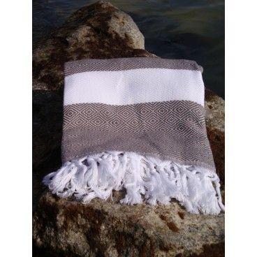 Miękki, bawełniany, nieco grubszy ręcznik. 100x170 cm