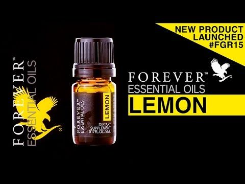 Forever Living Essential Oils - Lemon was Launched at Forever Global Rally 2015 at Singapore - YouTube