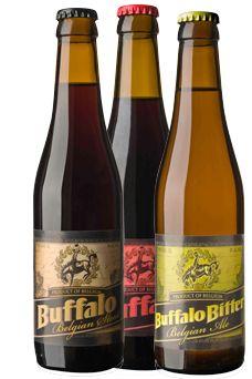 Lekkere Stout-bieren uit een kleine brouwerij waar mijn schatje woonde.