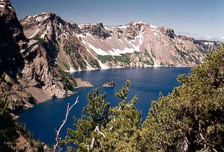 Crater Lake, Klamath Falls, Oregon