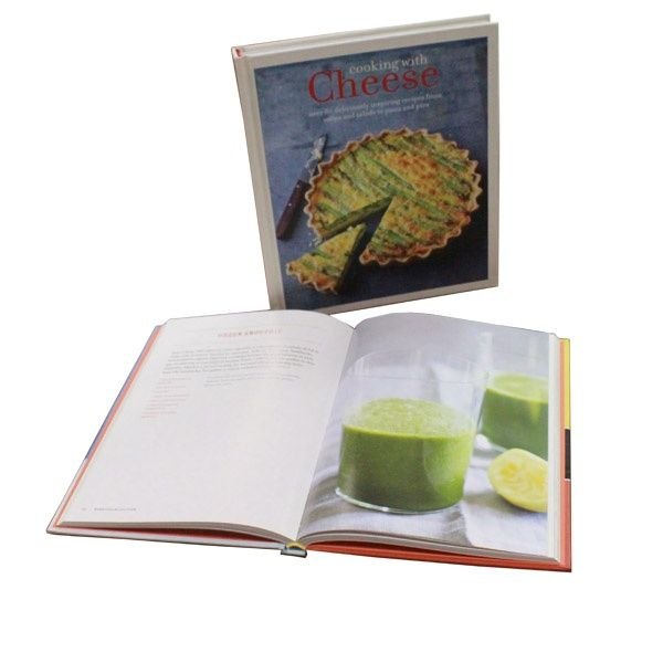 Cheap Hardcover Book Printing Services Custom Book Printing