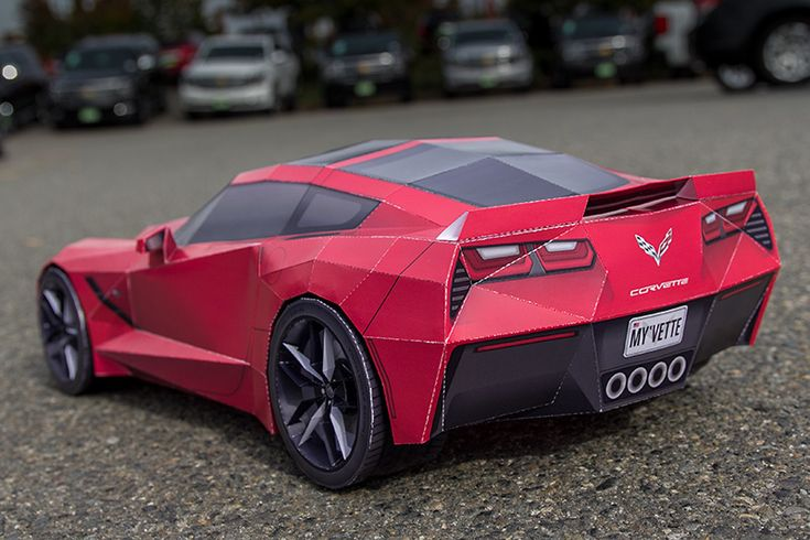 get and build your own stingray papercraft at. Cars Review. Best American Auto & Cars Review