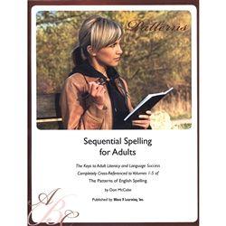 Spelling program Adult