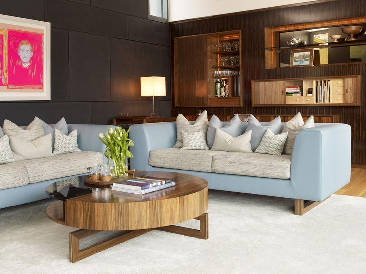 OsloLuxury Interior DesignReception roomCoffee Table