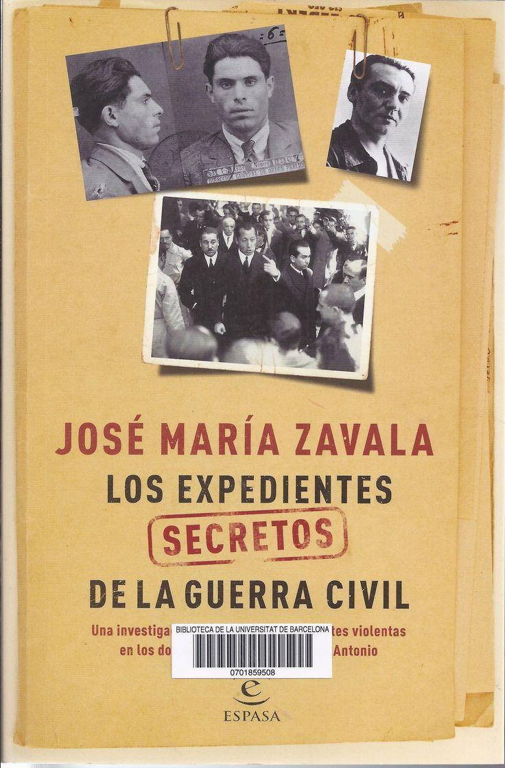 http://cataleg.ub.edu/record=b2186113~S1*cat  #GuerraCivil #Política #persecucions