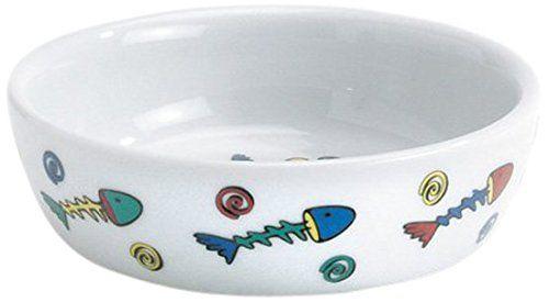 Aus der Kategorie Näpfe  gibt es, zum Preis von EUR 11,99  <p>Futter- oder Wassernapf für Katzen.<p>