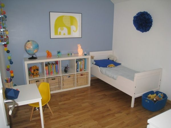 11 best chambre gabin images on Pinterest Nursery, Baby room and - chambre bleu gris blanc