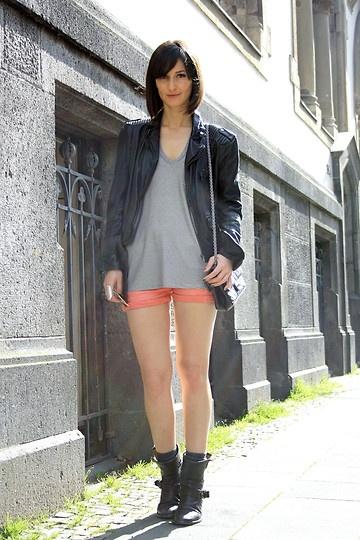 Denim Skirt Outfit 113