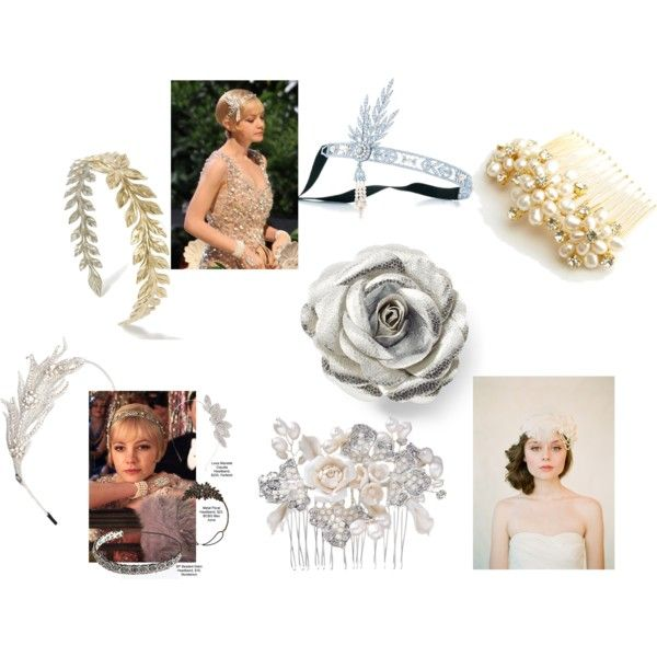 Great Gatsby accessories | ... accessories and Tiffany & Co. hair accessories. Browse and shop