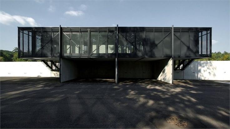 Metal Recycling Plant, Pivka, 2007