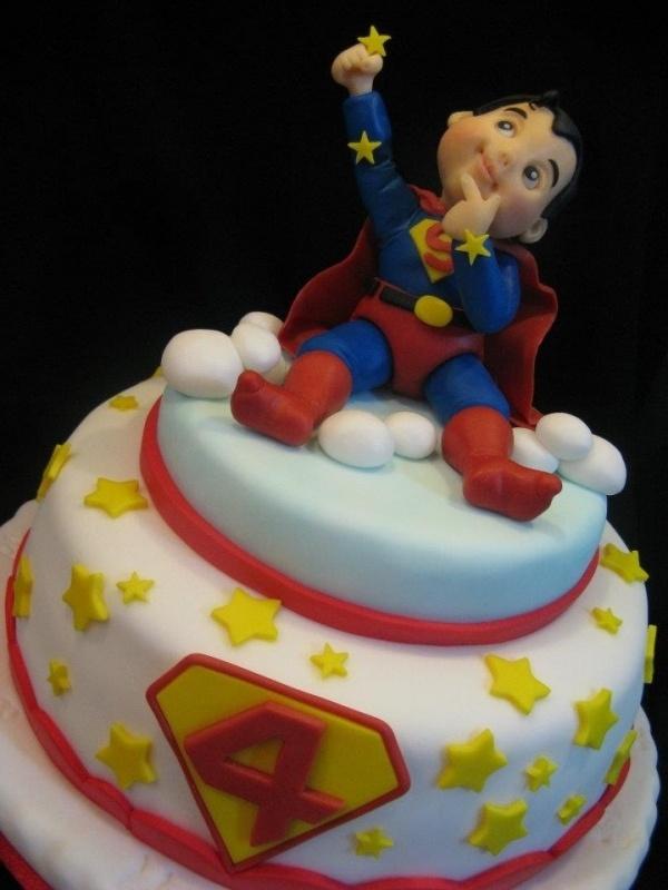 Superman - Mary torte