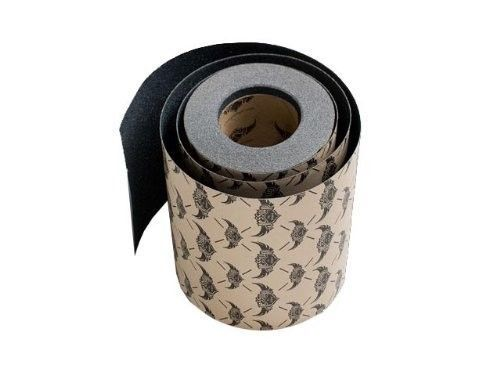 Tough Silicon Carbide Skateboard Grip Tape Roll Size 11-Inch x 60-Feet Longboard #Jessup