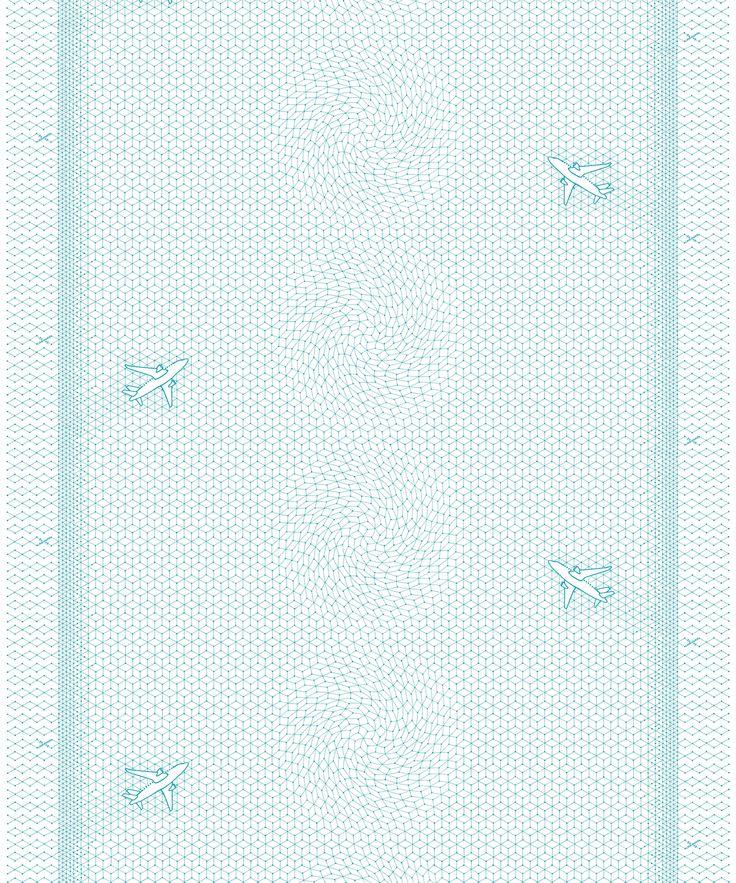 textile print by Thomas Laurien (2002)