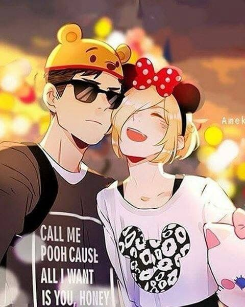 This is so Kawaii!! Even though Yurio looks like a girl in this pic, comment if you agree agree with me