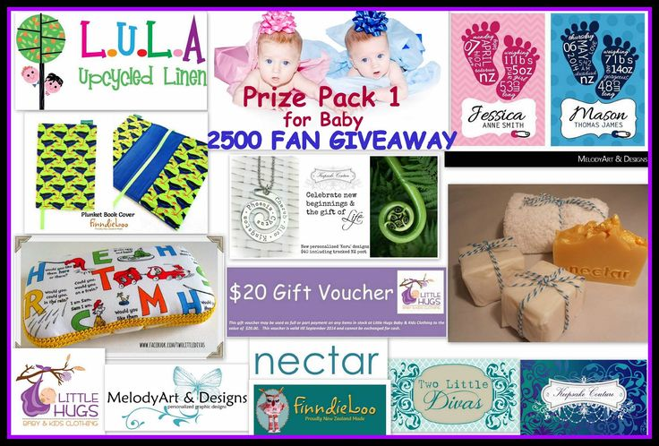 Enter to win: Lula's Upcycled Linen Prize Pack