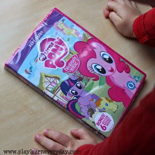 My Little Pony DVD - Review and Competition