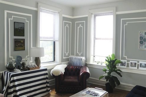 How to Paint Trim. Everything you need to know to do it like a pro!