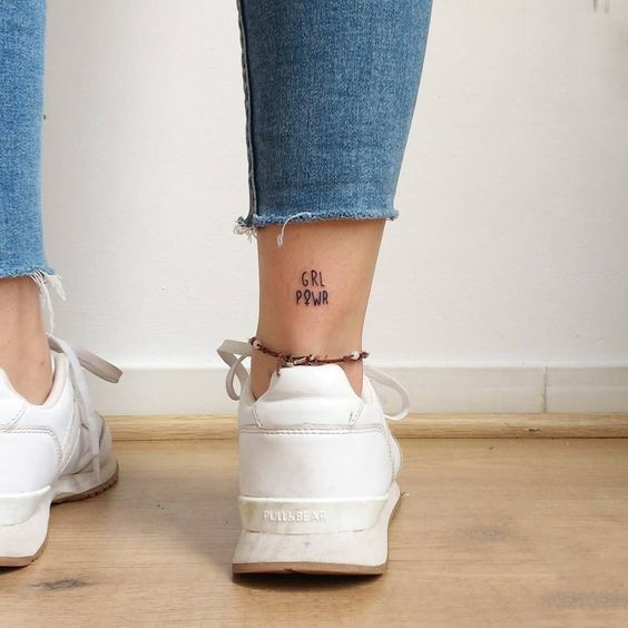 41 INSPIRING QUOTE TATTOOS TO MOTIVATE YOU EVERY TIME