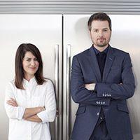 Jillian Harris and Todd Talbot