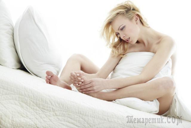 Синдром беспокойных ног: причины и лечение