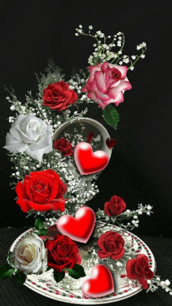 Wallpaper Flowers Love
