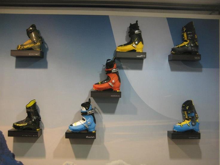 La Sportiva's Hardgoods Collection