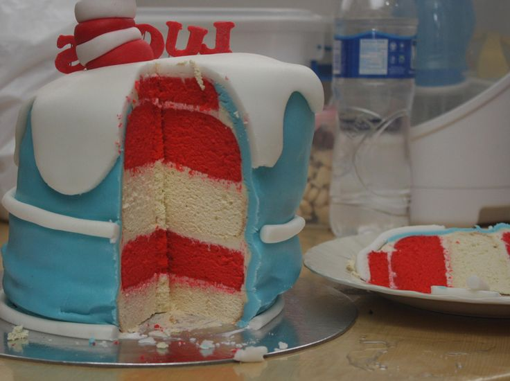 thing one thing two birthday ideas | ... the hat cake and thing 1 thing 2 cupcakes did not only look good they