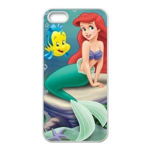Amazon.com: Design The Little Mermaid TPU Case for iphone 5-00089: Cell Phones & Accessories
