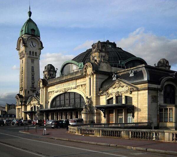 ✅ Gare des Bénédictins - Limoges (Haute-Vienne)