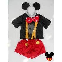 vestuario de mickey mouse para niño - Buscar con Google