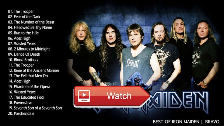 Best of Iron Maiden 17 All Albums Ultimate Playlist Greatests Hits  Best of Iron Maiden 17 All Albums Ultimate Playlist Greatests Hits