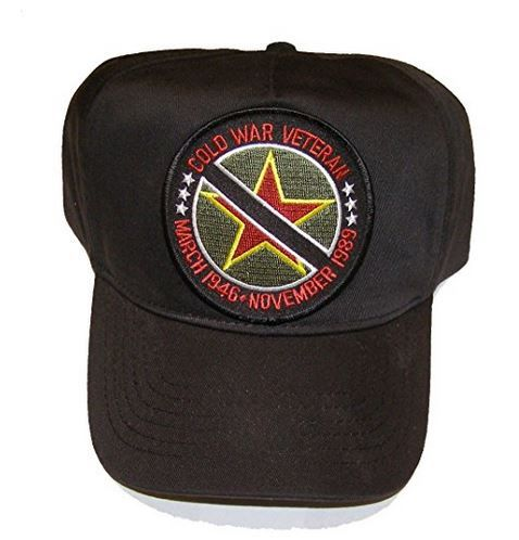COLD WAR VETERAN HAT COLD WAR VETERAN HAT [APML-101HAT] - $15.00 : Hat n Patch, Military Hats, Patches, Pins and more