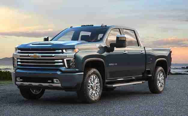 2020 Chevrolet Silverado 3500hd High Country Silverado Hd Chevy