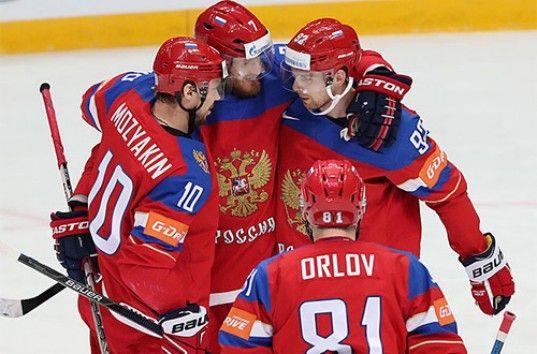 Сборная России выиграла бронзовые медали чемпионата мира (ВИДЕО)