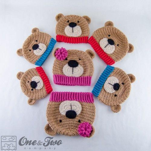 bear crochet - Cerca con Google