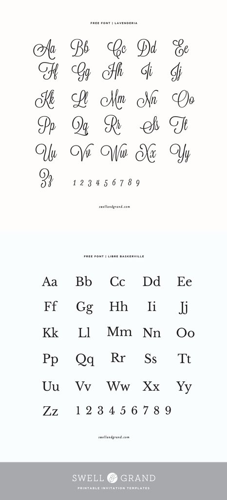 Rustic Number Fonts Free