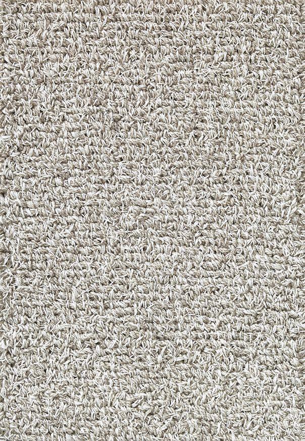 Woodnotes Tudra carpet tufted loop carpet, col. stone-white.