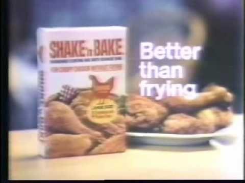 261 best commercials images on pinterest cat food tv for Shake n bake fish