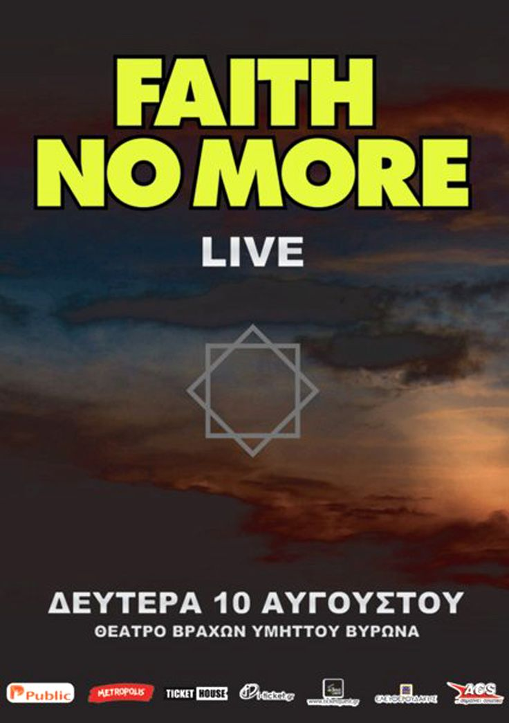 Faith No More Live in Athens (2009)