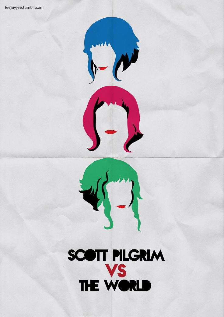 Scott Pilgrim Vs The World by Leah Jacobs-Gordon