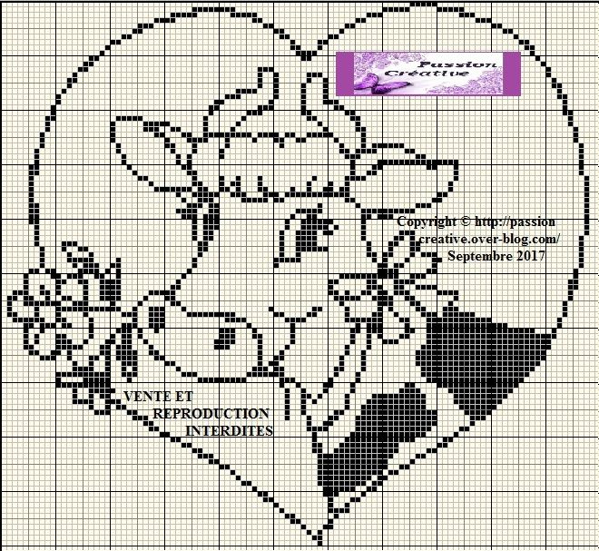 9778 best Broderie images on Pinterest   Embroidery, Cross stitch patterns and Cross stitch charts