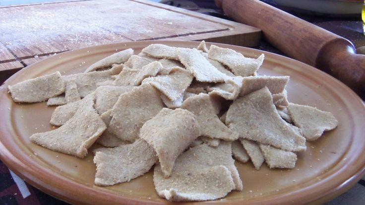 MALTAGLIATI  (FR) Comment faire des pâtes fraîches intégrales  (EN) How to make whole-wheat pasta  (ITA) Come fare la pasta fresca integrale