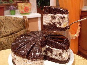 Торт Африканская ромашка