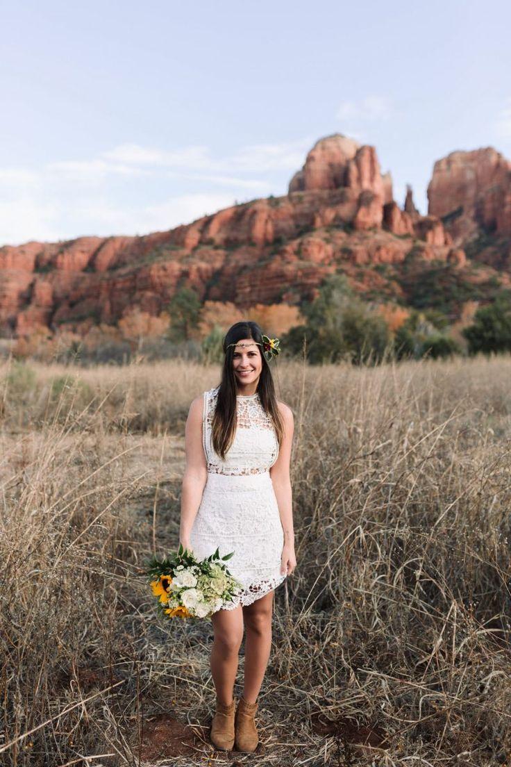 Real Wedding   Wedding Sedona Arizona   Bride Wedding Photos   Wedding Photography   Native American Wedding   Outdoor Wedding   Elopement Photography   Bride & Groom   Nature Wedding