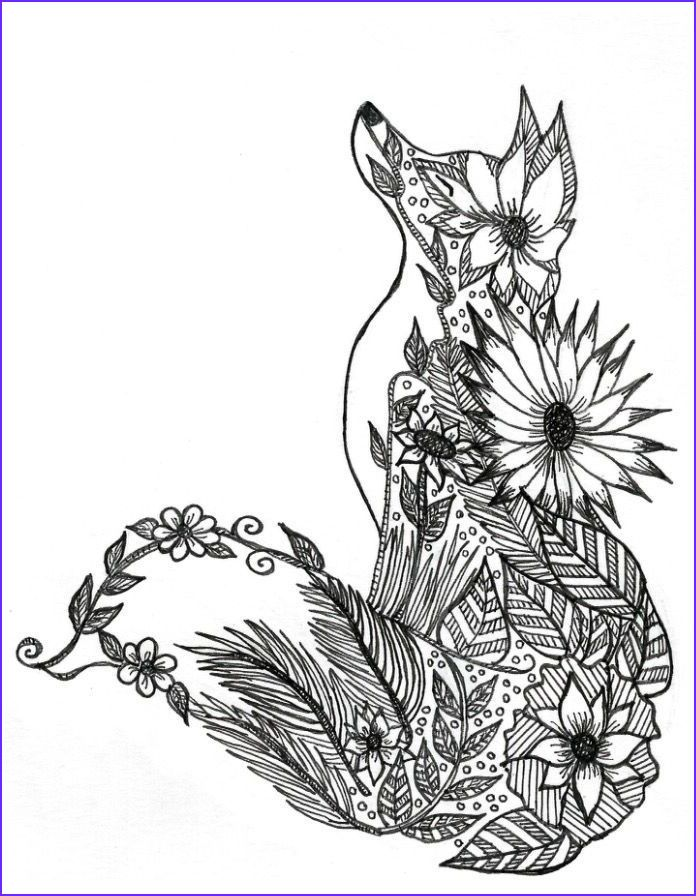 9 Best Of Animal Mandala Coloring Pages Image Fox Coloring Page Mandala Coloring Pages Animal Mandala Tattoo