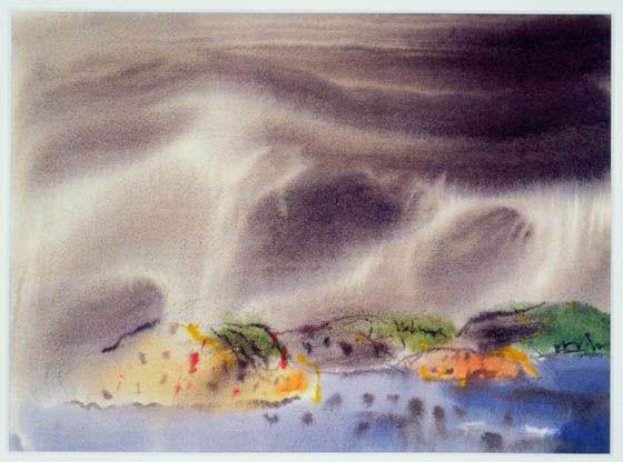 david milne storm islands - Google Search