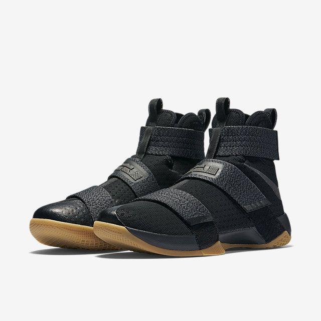 Nike Zoom LeBron Soldier 10 SFG Men's Basketball Shoe. Nike.com UK