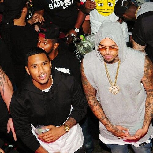 Trey & Chris #VA Boyz